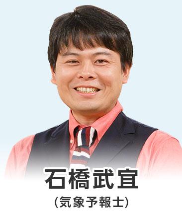 石橋武宜(気象予報士)