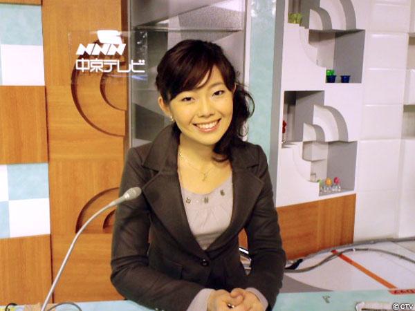 中京テレビ アナウンスルーム