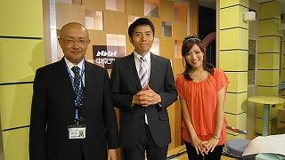 はじめまして、佐藤和輝です