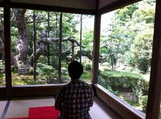 京都で涼む