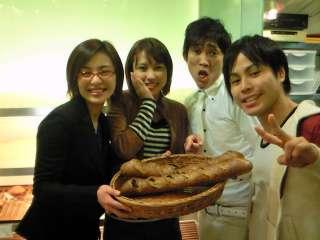 2008年M-1王者は「パン」がお好き!