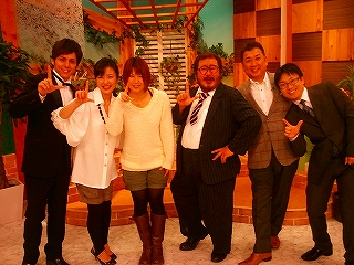 ゲストは、芋洗坂係長と栗原あゆみさん♪