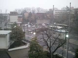 雪・・・。