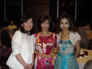 名古屋で活躍する女性達^^