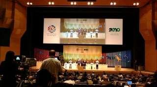 始まりました!COP10