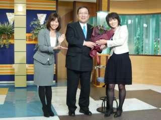 月曜日は加藤清隆さんでした