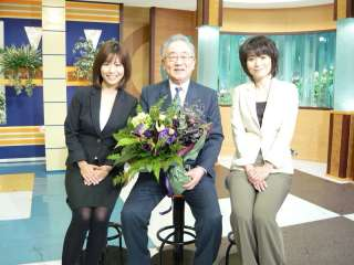 そして木・金曜日は内田忠男さんでした 昨日ビンラディン容疑者が殺害されたというニュースが入ってき