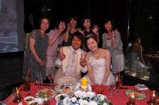 特報!EXPOプレスのカメラマンさん結婚式