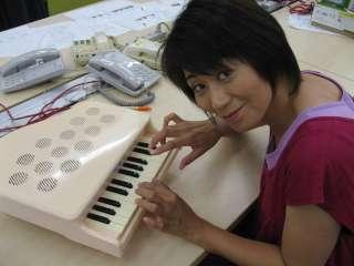 かわいいピアノ
