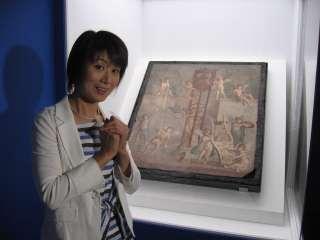 ポンペイ展 世界遺産 古代ローマ文明の奇跡 2