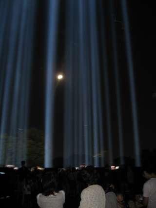 光のタワー