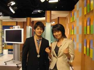 小塚選手おめでとうございます!