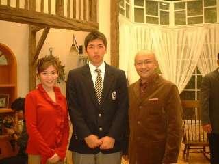 前田章宏選手、初安打おめでとう!