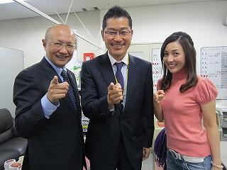 佐藤啓の「ご歓談ください」:中京テレビ アナウンスルーム